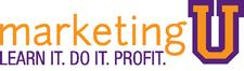 MarketingU: Learn it. Do it. Profit! logo