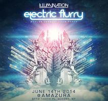 Electric Flurry Worlds Largest Foam Party ft...