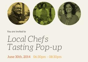 Local Chefs Tasting Pop-up