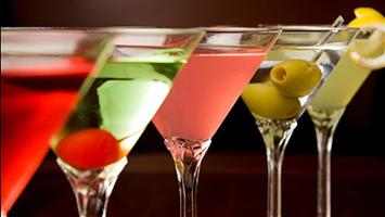 $3.00 Martini Monday at Automatic Slim's