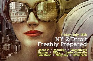 NY 2 Dtroit: Freshly Prepared