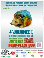 Journée Santé Environnement : Homo-Plasticus