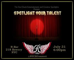 Spotlight Your Talent