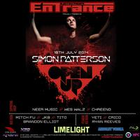 EnTrance Feat. Simon Patterson | 7.18 | Limelight |...