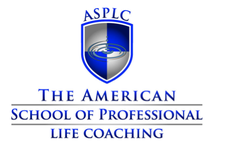 The American School of Professional Life Coaching (ASPLC) logo