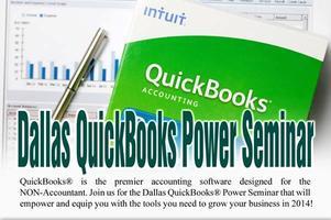 Dallas QuickBooks Power Seminar