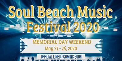 Soul Beach Music Festival 2020 Lineup Soul Beach Music Festival 2020 Tickets, Thu, May 21, 2020 at 3:00