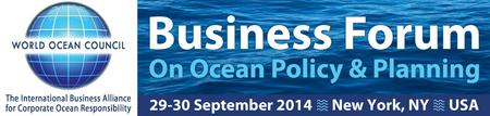 Business Forum on Ocean Policy and Planning