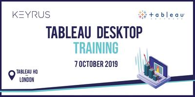Tableau Desktop Immersive All Day Workshop - 7th October