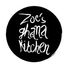 Zoe's Ghana Kitchen logo