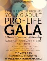 2012 San Antonio Young Adult Pro-Life Gala