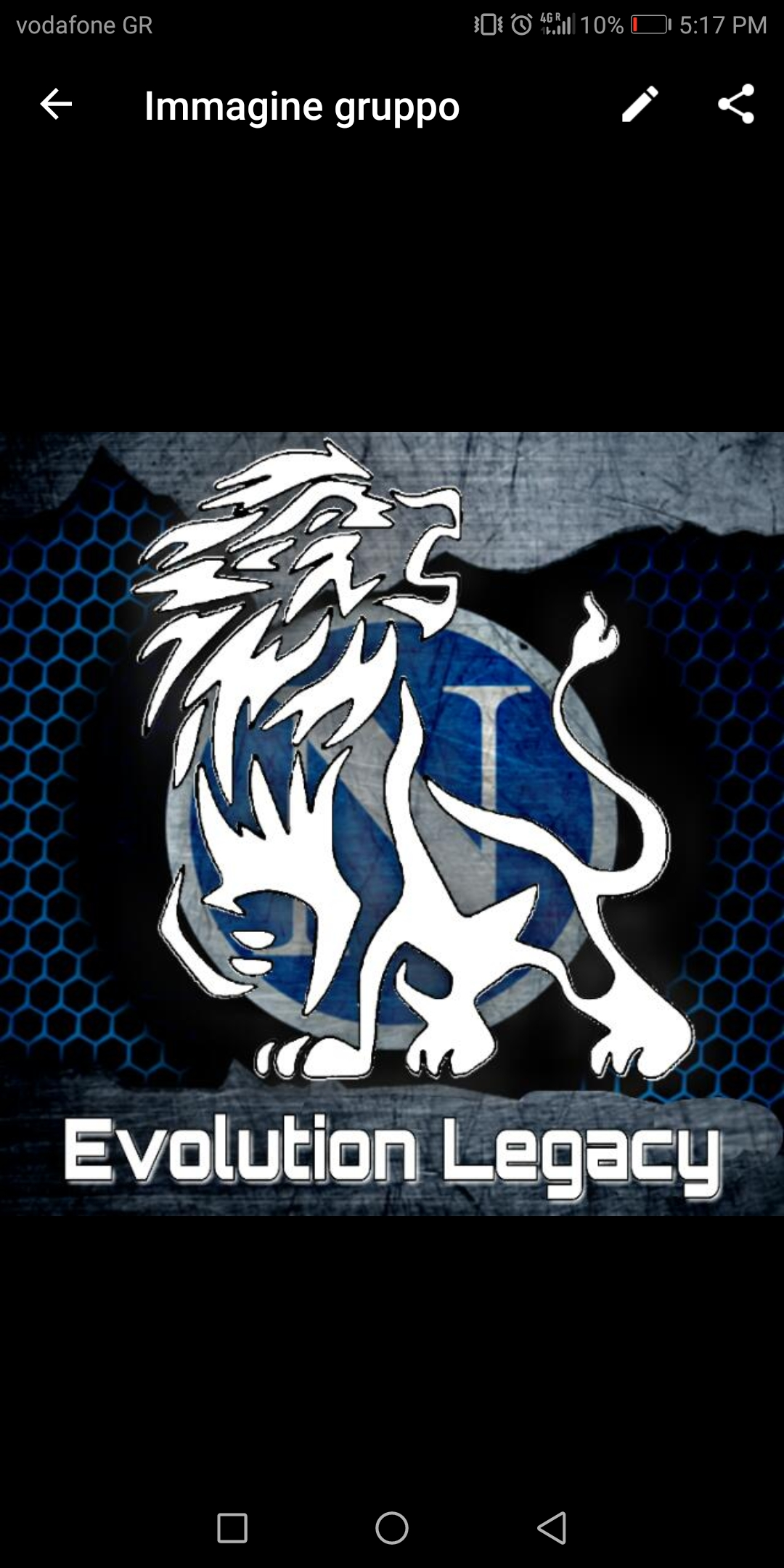 Evolution Legacy Napoli logo