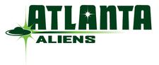 Atlanta Aliens logo