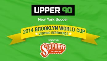 Brazil vs Mexico @ Upper 90 Brooklyn