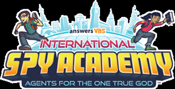 Vacation Bible School - International Spy Academy