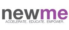 NewME Accelerator logo