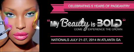 "Black International Scholarship Pageants Presents ""My..."