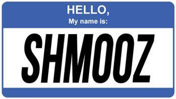 The Shmooz at Agenda, July 2014