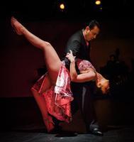 Andres Bravo & Carolina Jaurena - Milonga & Tango...