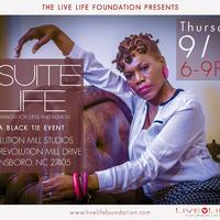 "Live Life Foundation Presents the ""Suite Life"" Charity..."