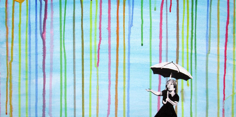CANCELLED Paint Street Art!