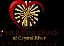 First Baptist Church of Crystal River logo