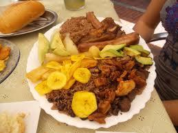 Arroz, Abichuela y Carne, (Latin@ Community Dinner)