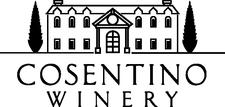 Cosentino Winery logo