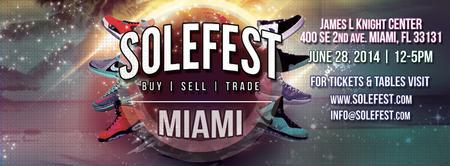 SoleFest Miami - June 28, 2014