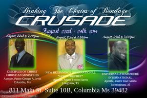 Braking The Chains of Bondage *Crusade*