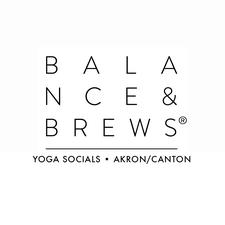 Balance & Brews Akron/Canton logo
