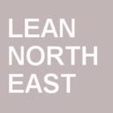 Lean North East logo