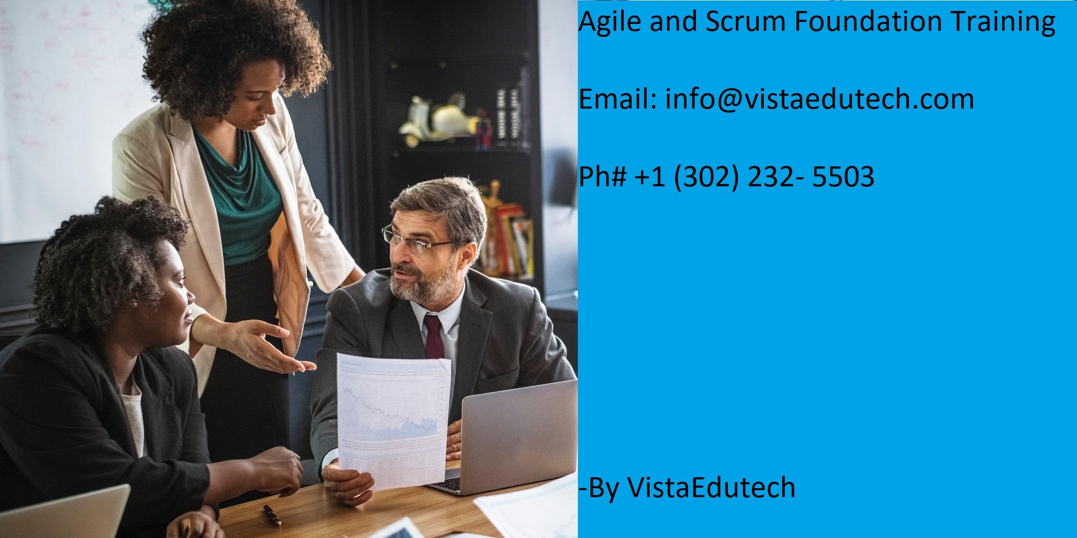 Agile & Scrum Classroom Training in Boise, ID