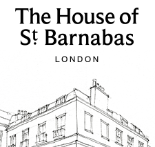 The House of St Barnabas logo