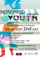 Be Inspired Nottingham (Careers and Enterprise day) +...