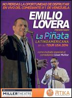 NEW YORK, NY EMILIO LOVERA LA PINATA