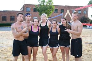 6/28 Coed 6's Rec/4's Int/Upper Sand Tournament