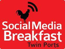 Social Media Breakfast Twin Ports logo