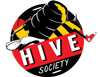 The Hive Society Inc. logo