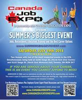 SUMMER'S BIGGEST EVENT - JOBS, RECRUITMENT, EDUCATION &...
