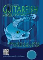 Guitarfish Music Festival 2014