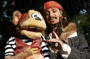 Magic, Comedy and Juggling with Captain Jack Spareribs!