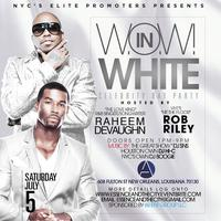 New Orleans Festival Weekend: 5th of July W.O.W Hosted...