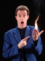 Comedy Illusionist Timothy James and his original...