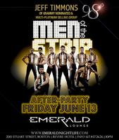 MEN OF THE STRIP OFFICIAL AFTER PARTY