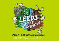 The Big Leeds Climate Conversation logo
