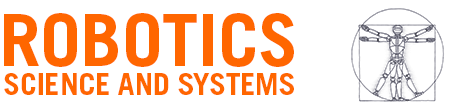 Robotics: Science and Systems 2013
