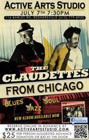 "Chicago's ""The Claudettes"" (Boogie Blues/Jazz/Soul)..."