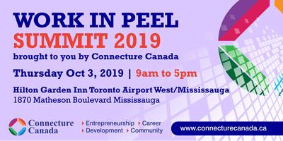 Work in Peel Summit