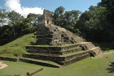 Night Talk: Mayan Warfare - pointed stones and broken...